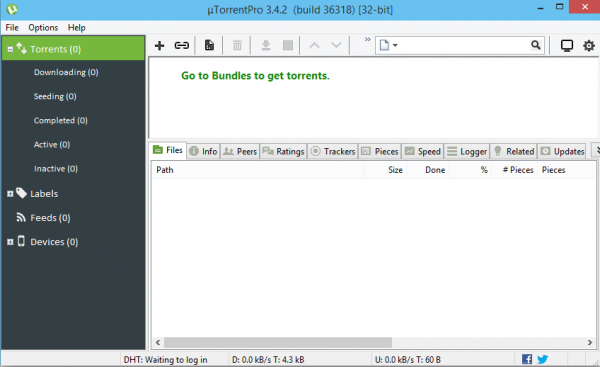 uTorrent PRO 3.4.9 Crack plus Patch Free Download