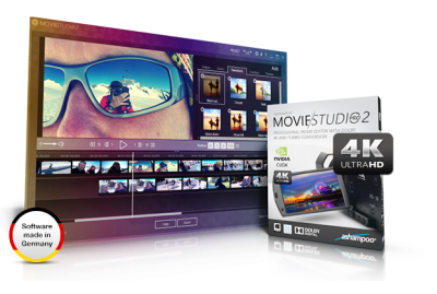 Ashampoo Movie Studio PRO 2 Crack Full Version Serial Key