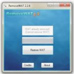 RemoveWat 2.2.6 Activator [Updated]