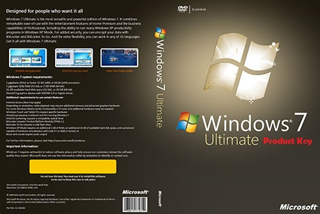 Windows 7 ultimate product key updated is here crackmac for Window 7 ultimate product key