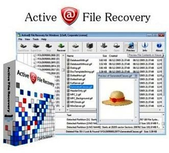 active file recovery 16 key