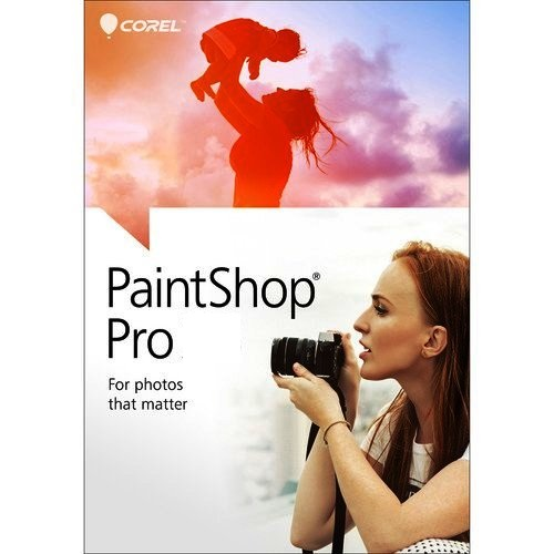 PaintShop Pro 2018 Crack + Serial Key Free Download
